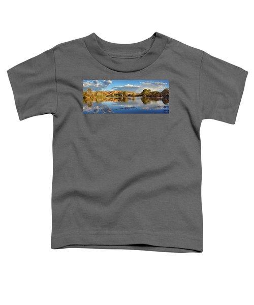 Panoramic Reflections Toddler T-Shirt