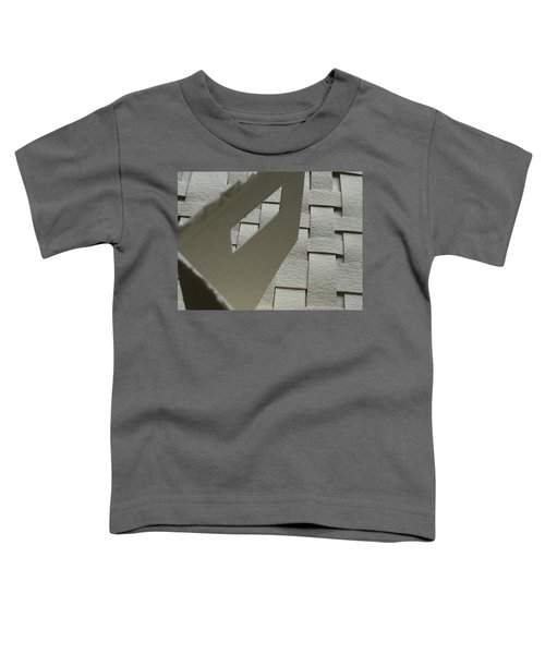 Paper Structure-2 Toddler T-Shirt