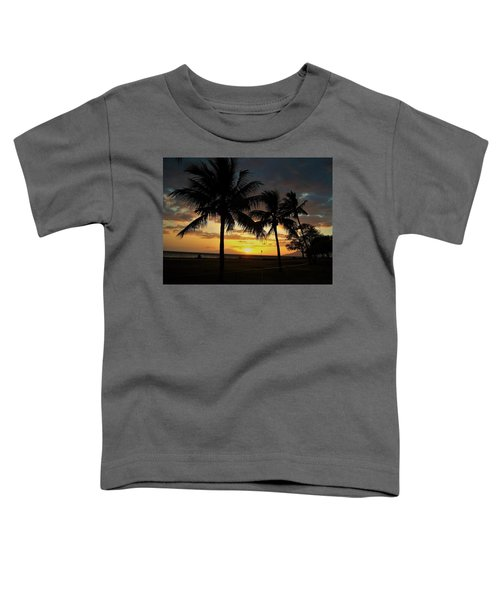 Paradise Toddler T-Shirt