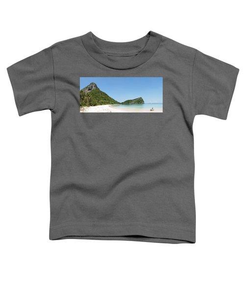 Paradise Island Toddler T-Shirt