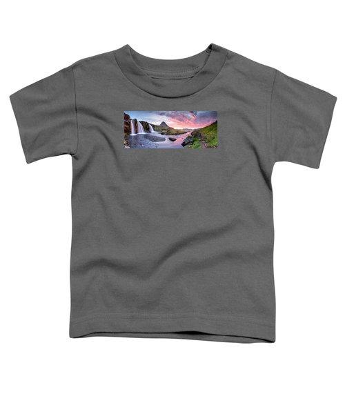 Paradise Lost - Large Panorama Toddler T-Shirt