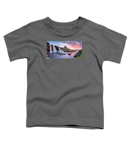 Paradise Lost - Panorama Toddler T-Shirt