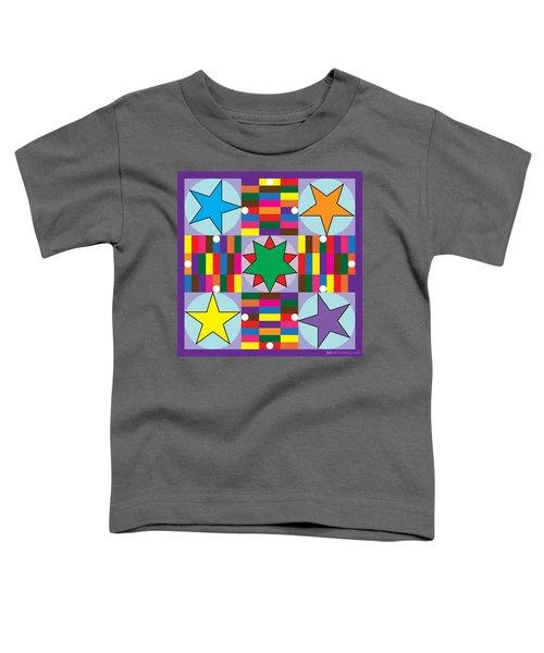 Parcheesi Board Toddler T-Shirt