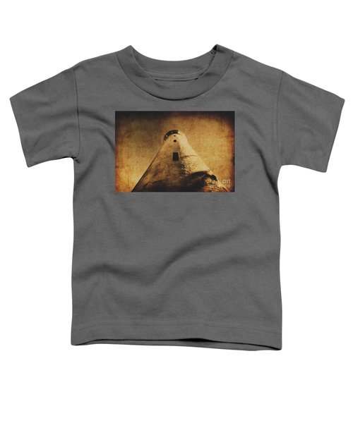 Parchment Paper Lighthouse Toddler T-Shirt