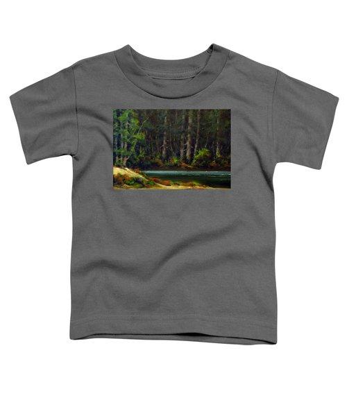 Park Refuge Toddler T-Shirt