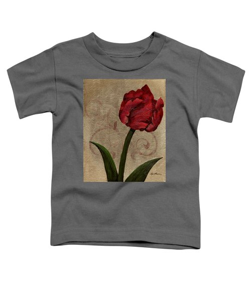 Parrot Tulip II Toddler T-Shirt