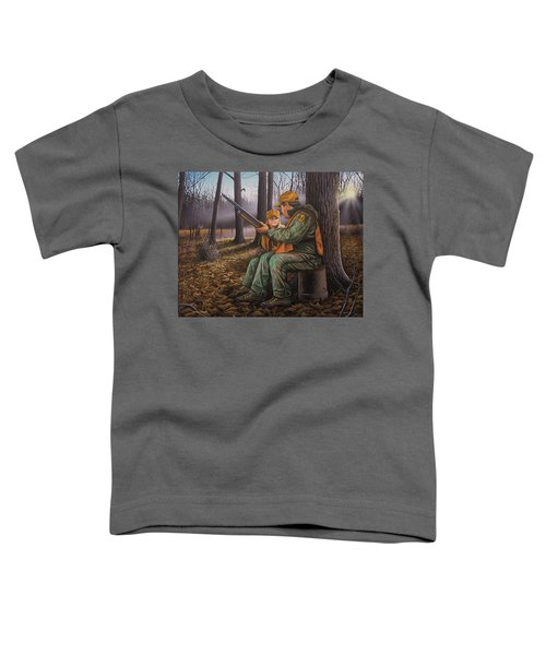 Pass It On - Hunting Toddler T-Shirt