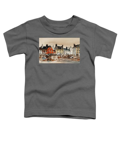 Passage East Harbour, Waterford Toddler T-Shirt