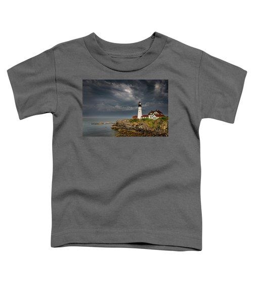 Passing Storm Toddler T-Shirt
