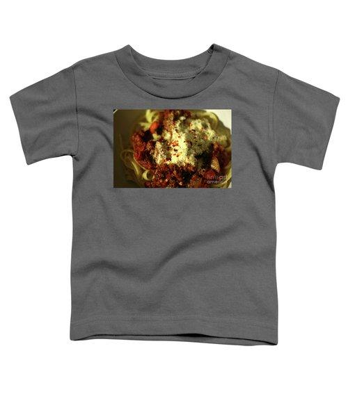 Pasta Toddler T-Shirt