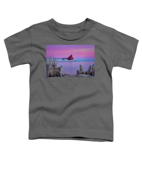 Pastel Lighthouse Toddler T-Shirt