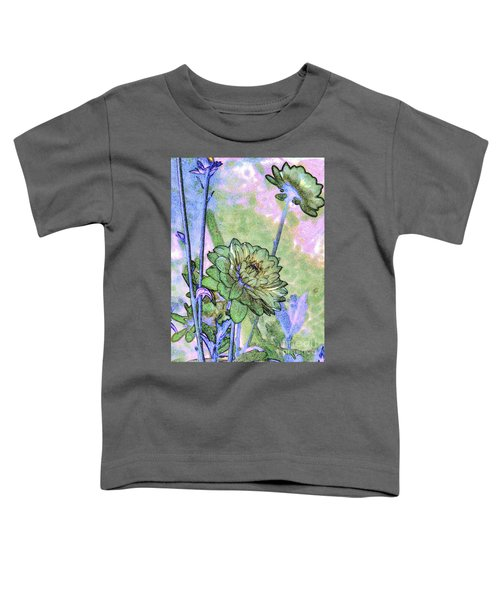 Pastelation Of Reality Toddler T-Shirt
