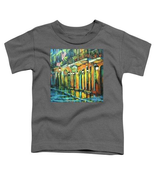 Pat O Briens Toddler T-Shirt
