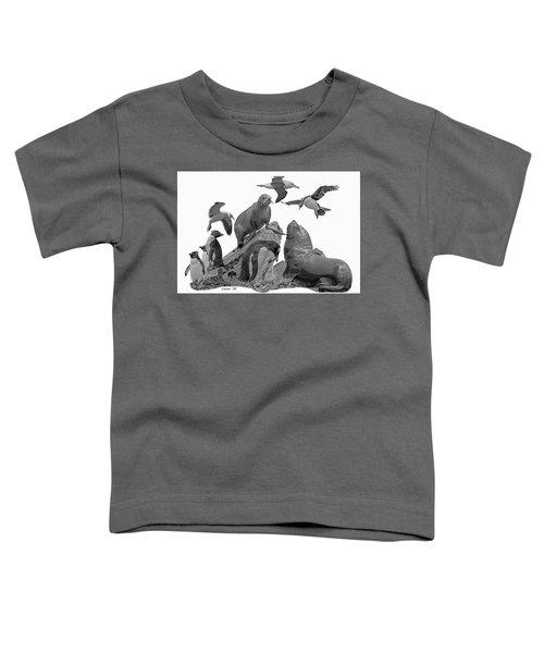 Patagonian Wildlife Toddler T-Shirt