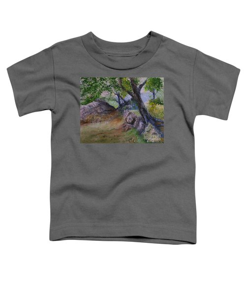 Path To Nowhere Toddler T-Shirt
