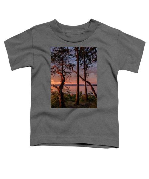 Path To Paradise Toddler T-Shirt