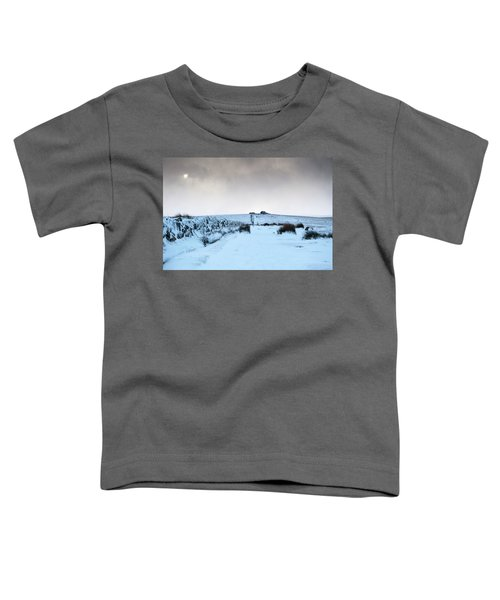 Path To South Hessary Tor II Toddler T-Shirt