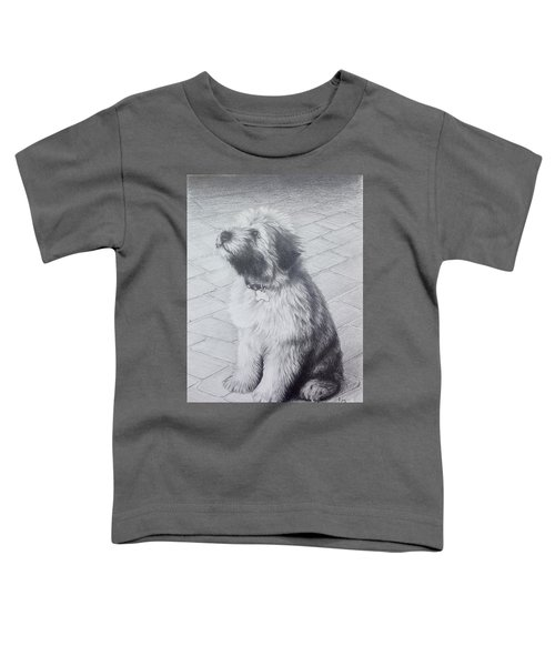 Patsy's Puppy Toddler T-Shirt