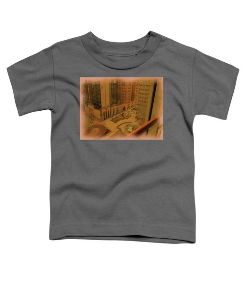 Patterns In Architecture Toddler T-Shirt