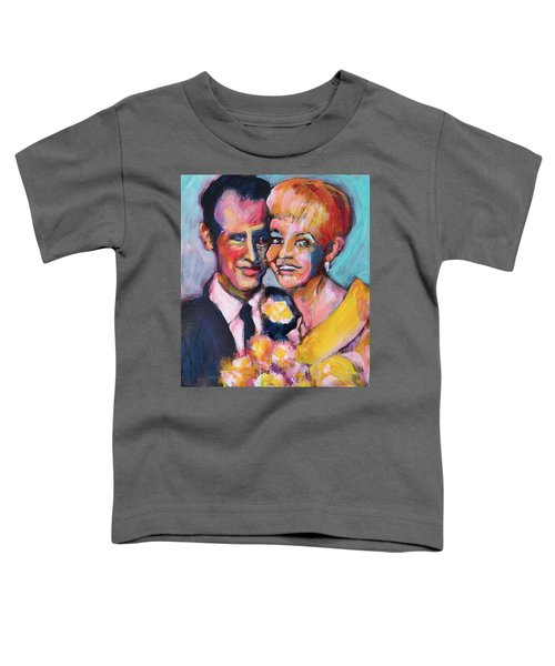 Paul And Joanne Toddler T-Shirt