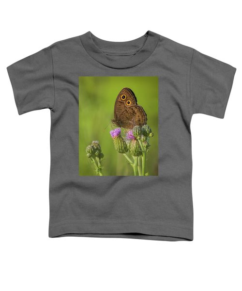 Toddler T-Shirt featuring the photograph Pauper's Throne by Bill Pevlor