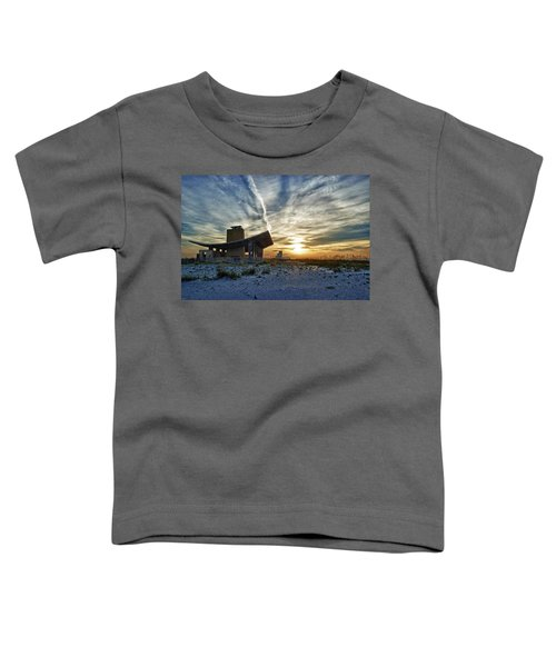 Pavillion And The Beach Toddler T-Shirt