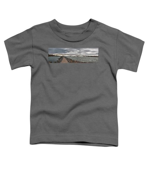 Peace Bridge Toddler T-Shirt