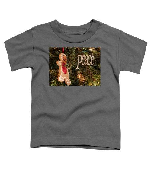 Peace Toddler T-Shirt