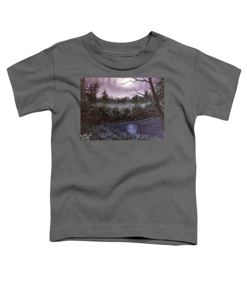 Peaceful Pond Toddler T-Shirt