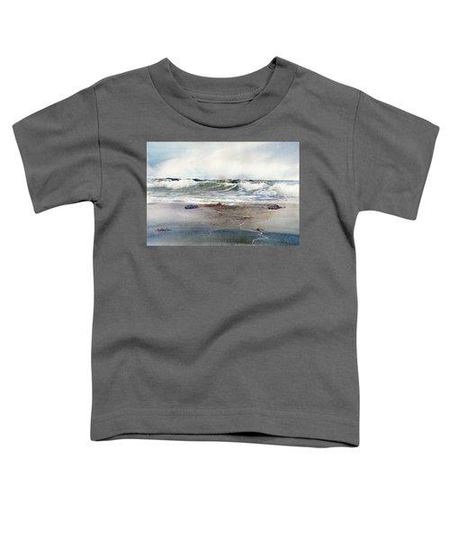 Peaceful Surf Toddler T-Shirt