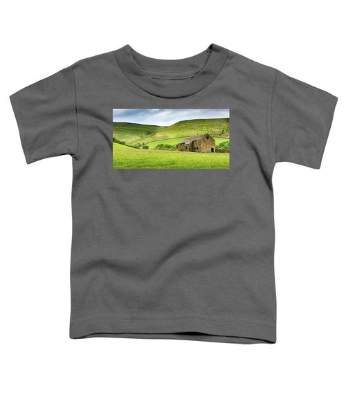 Peak Farm Toddler T-Shirt