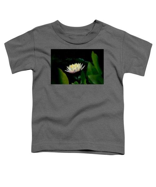 Peekaboo Lemon Water Lily Toddler T-Shirt