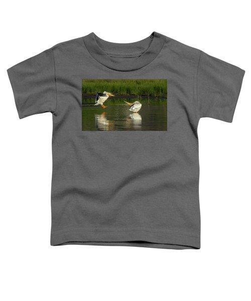 Pelicans 2 Toddler T-Shirt
