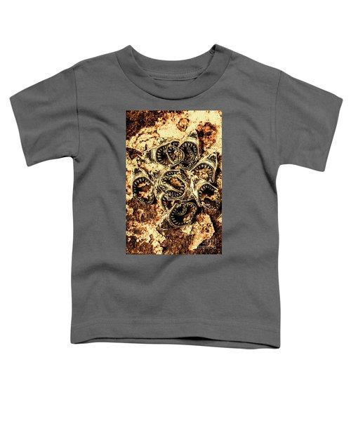 Pendants From A Shark Attack Toddler T-Shirt
