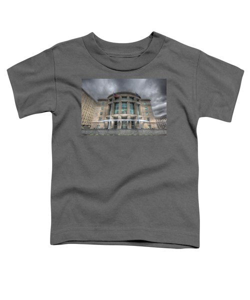Pennsylvania Judicial Center Toddler T-Shirt