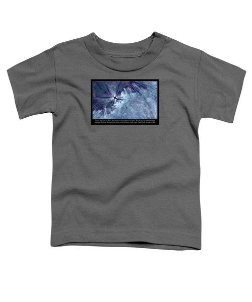 Perfecter Of Faith Toddler T-Shirt