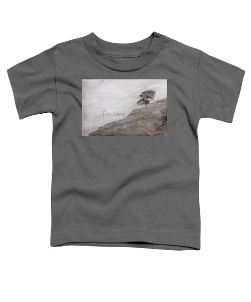 Persistance Toddler T-Shirt