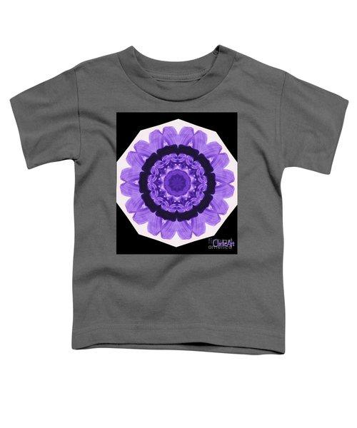 Petal Wheel Toddler T-Shirt