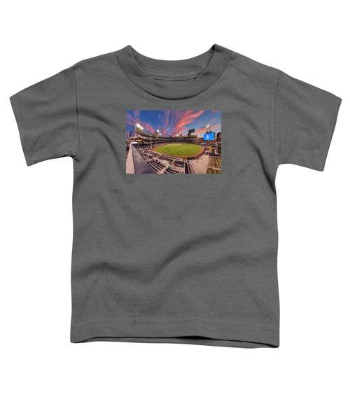 Petco Park - Farewell To 2015 Season Toddler T-Shirt