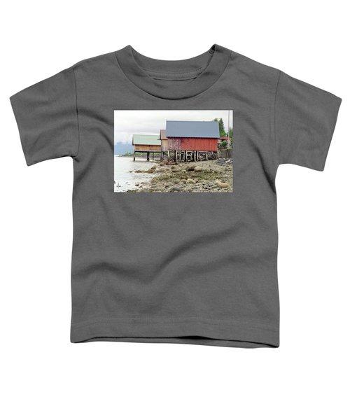 Petersburg Coastal Toddler T-Shirt
