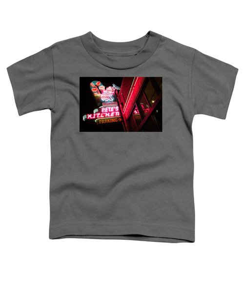 Pete's On Colfax Toddler T-Shirt