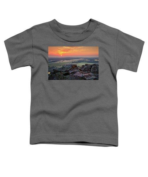 Petit Jean Sunrise Toddler T-Shirt