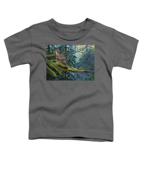 Phantom Of The North Toddler T-Shirt
