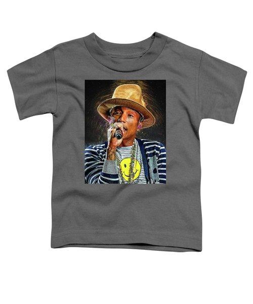 Pharrell Williams Toddler T-Shirt