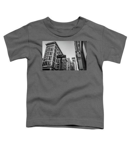 Philadelphia Urban Landscape - 0980 Toddler T-Shirt