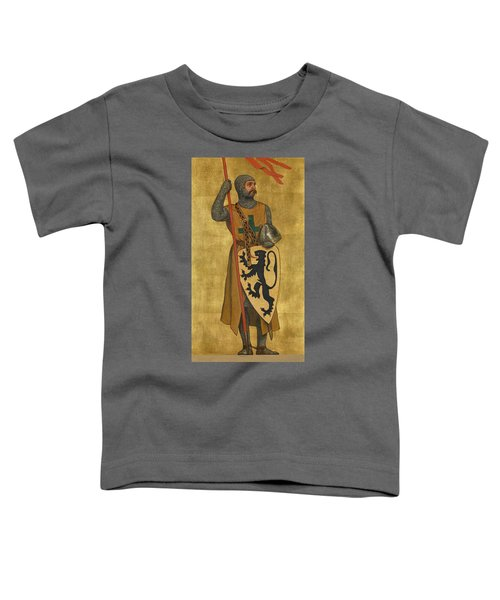 Philip Of Alsace Toddler T-Shirt
