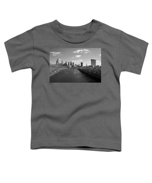 Philly B/w Toddler T-Shirt
