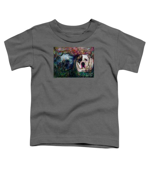 Phoebe And Ace Toddler T-Shirt