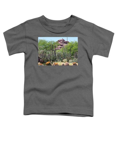 Phoenix Botanical Garden Toddler T-Shirt