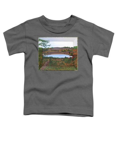 Phoenix Lake Toddler T-Shirt